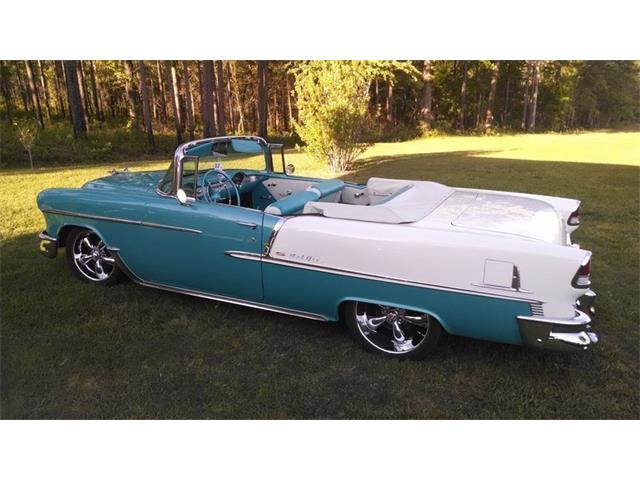 Picture of '55 Bel Air - ONGR