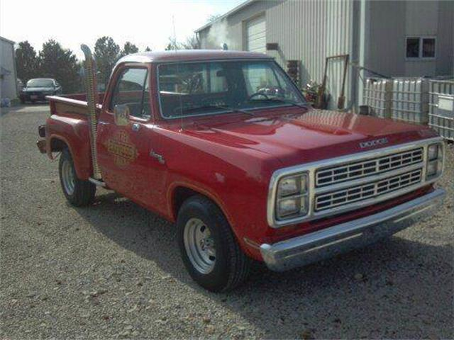 Picture of '79 Ram - OOJI