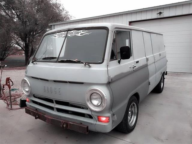 Picture of '68 Ram Van - OOJJ