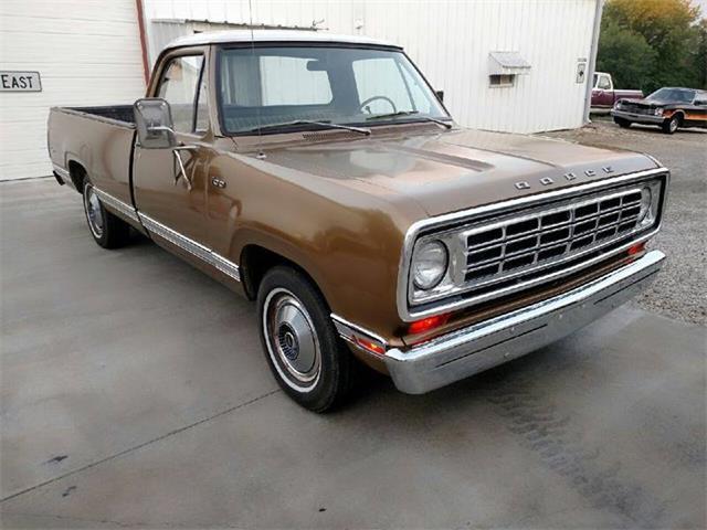 Classic Dodge D100 for Sale on ClassicCars.com