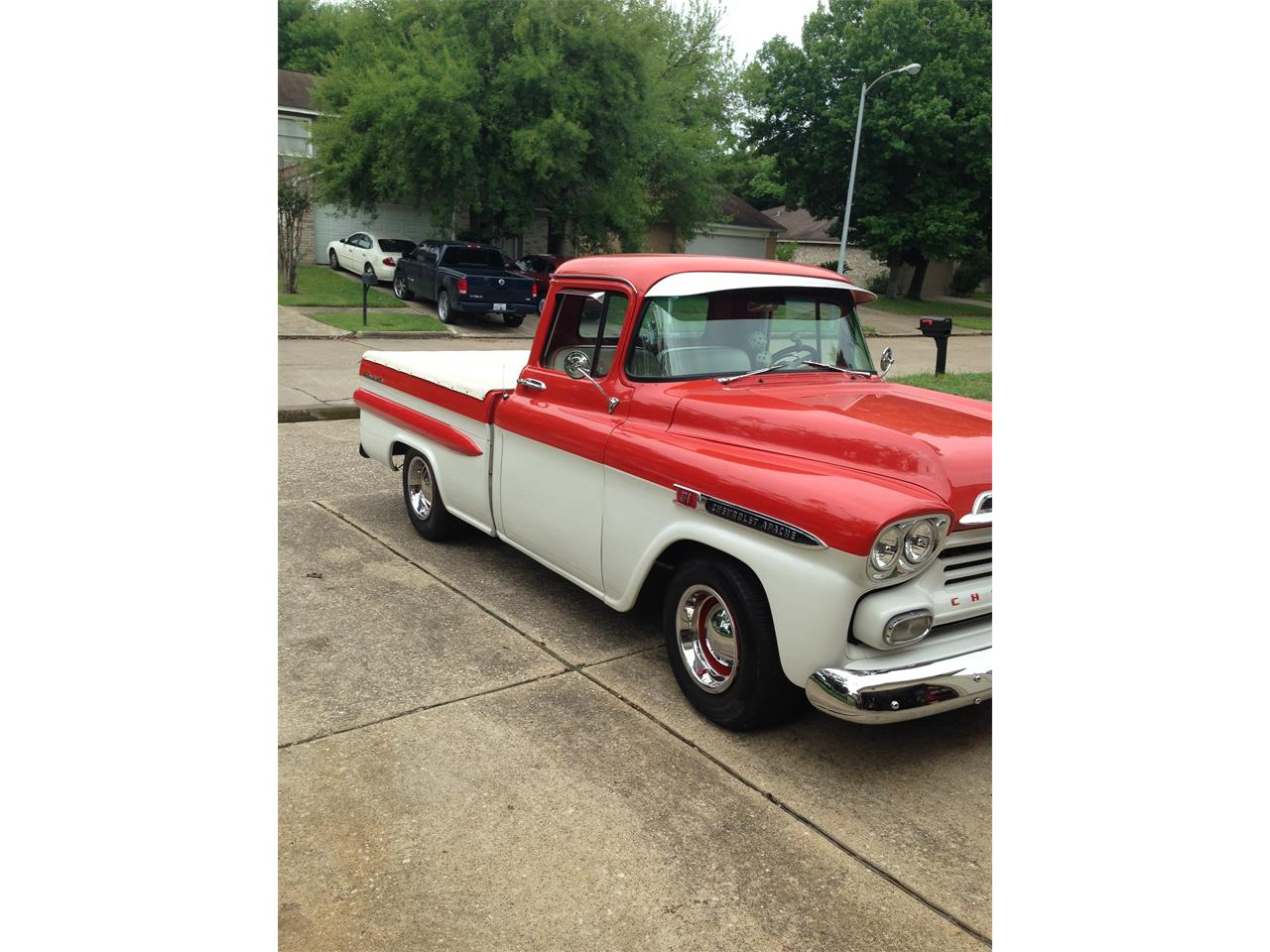 Large Picture of Classic '59 Chevrolet Apache Offered by a Private Seller - OOJP