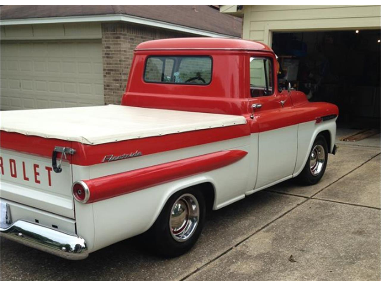 Large Picture of Classic '59 Apache located in Houston Texas - $42,500.00 - OOJP
