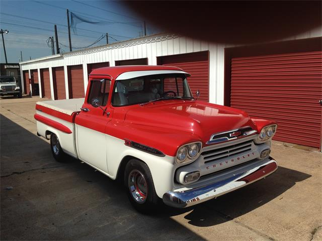 1958 To 1960 Chevrolet Apache For Sale On Classiccars Com Pg 2