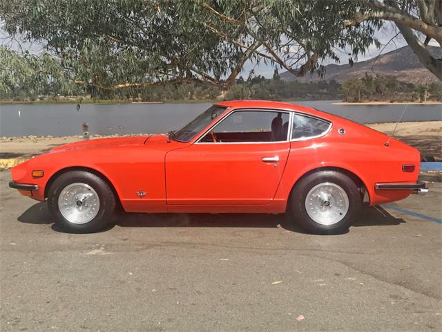 Picture of Classic 1972 Datsun 240Z located in San Diego California - $28,000.00 - OOJR