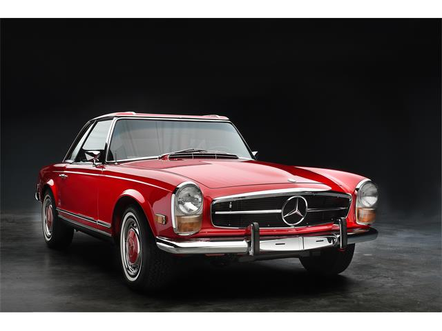 Picture of 1970 280SL located in West Palm Beach Florida - $159,900.00 - OOKE