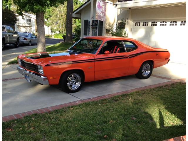 Picture of '73 Duster - OOKS