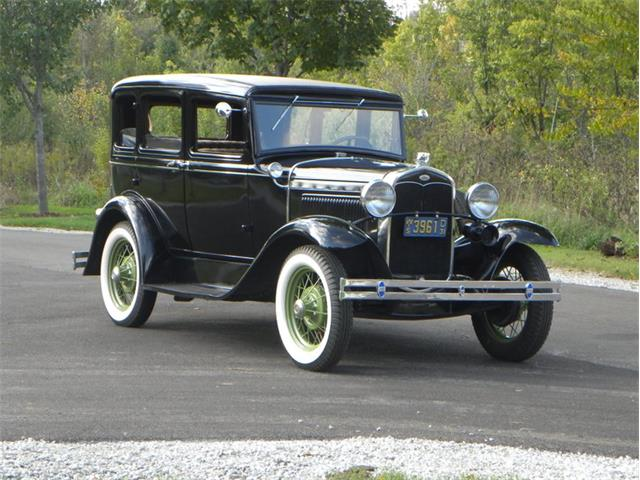 Picture of 1931 Model A - OOL2