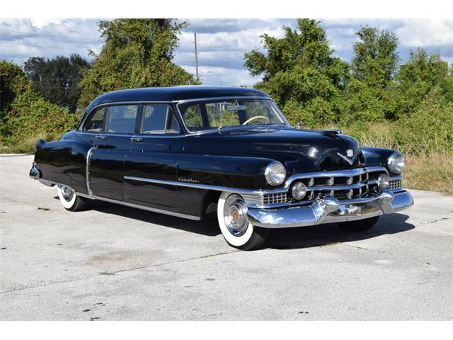 Picture of Classic 1951 Cadillac Fleetwood Auction Vehicle - ONGX