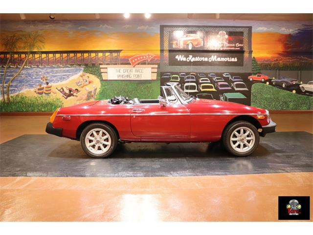 Picture of '78 MGB - OOLF