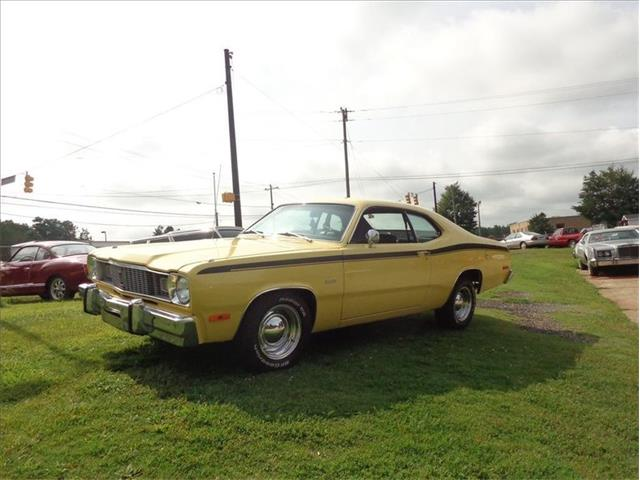 Picture of '75 Duster - OOLM