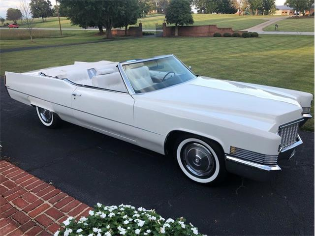 Picture of '70 Cadillac Coupe located in North Carolina Offered by  - OOLT
