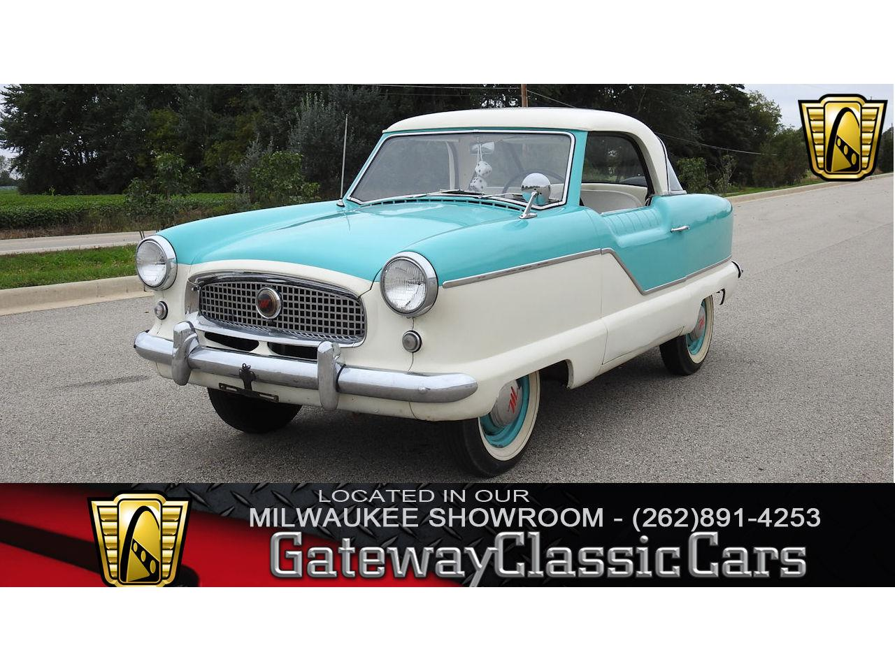 Large Picture of 1957 Metropolitan located in Wisconsin - $12,995.00 - OOM4