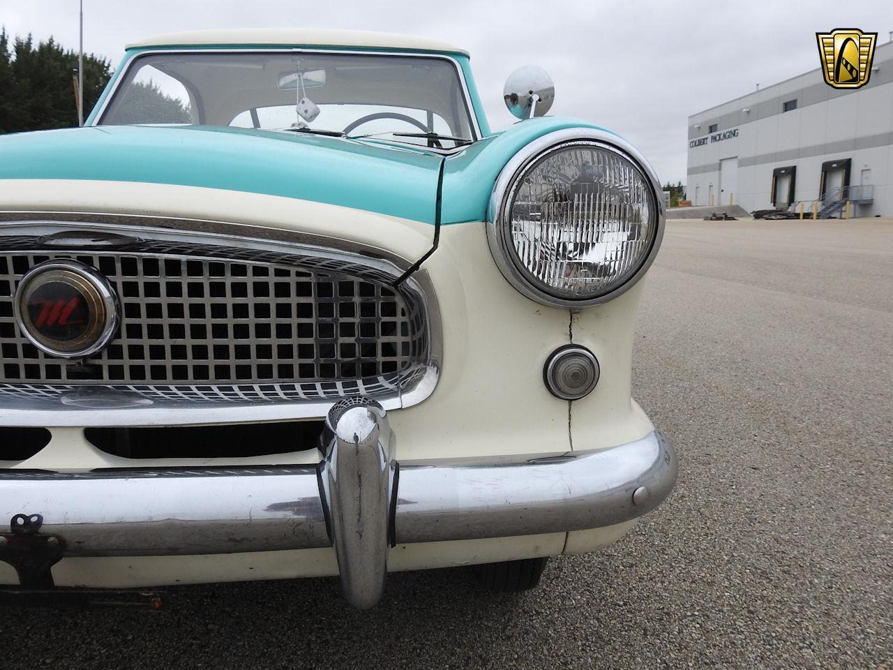 Large Picture of '57 Nash Metropolitan located in Kenosha Wisconsin - OOM4