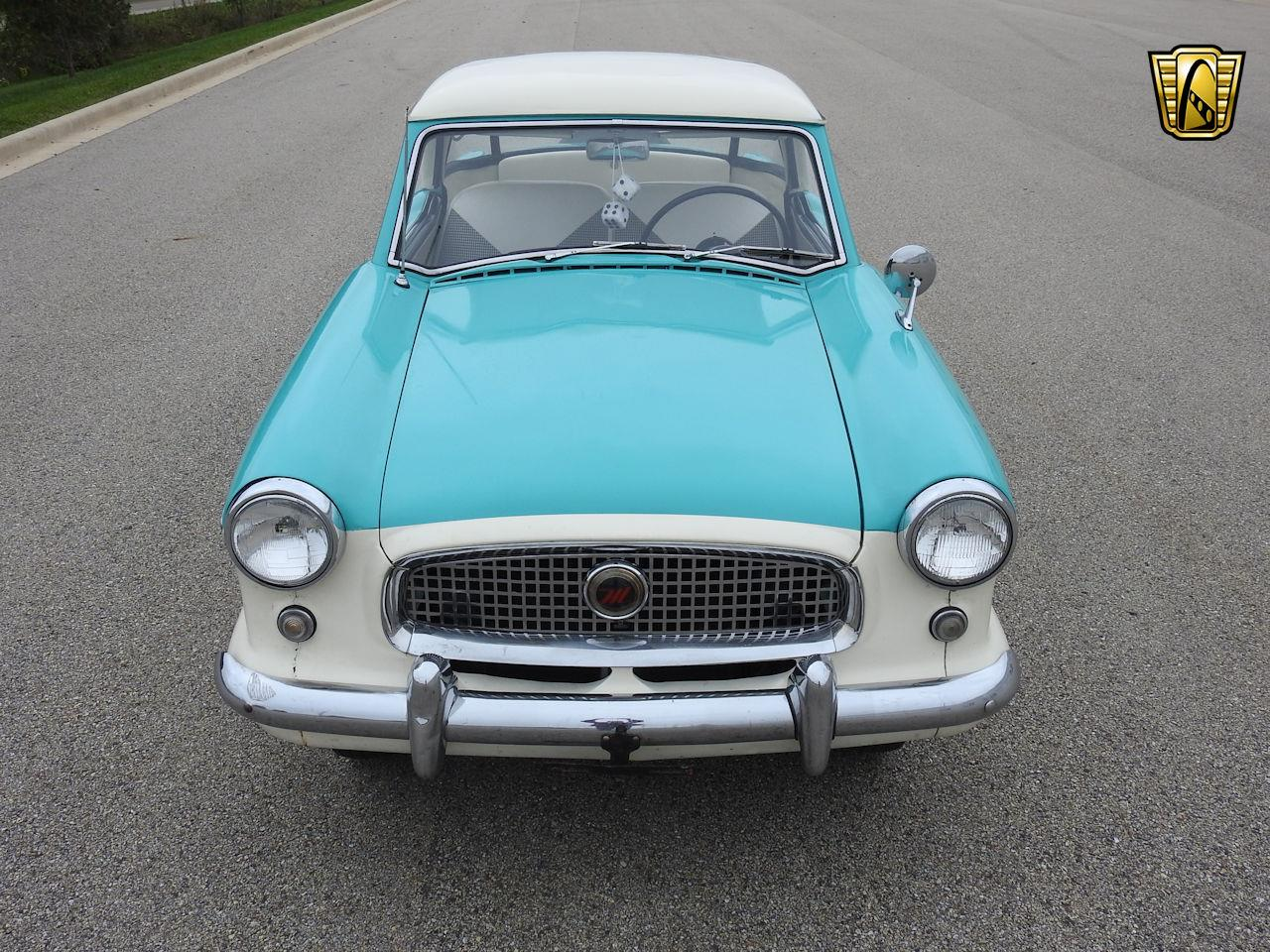 Large Picture of Classic '57 Nash Metropolitan Offered by Gateway Classic Cars - Milwaukee - OOM4