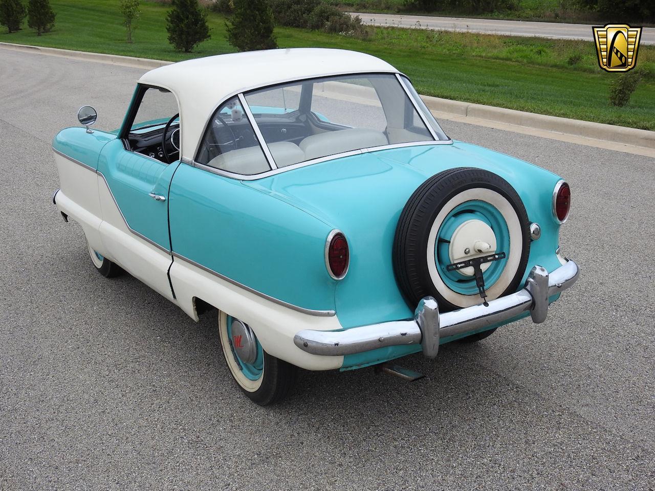 Large Picture of Classic 1957 Metropolitan located in Kenosha Wisconsin - $12,995.00 - OOM4