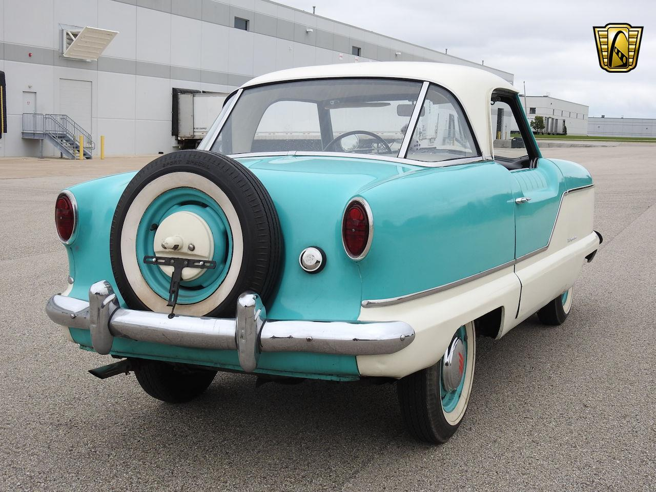 Large Picture of Classic '57 Metropolitan - $12,995.00 Offered by Gateway Classic Cars - Milwaukee - OOM4