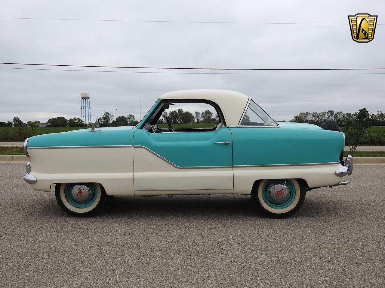Large Picture of 1957 Metropolitan located in Kenosha Wisconsin - $12,995.00 Offered by Gateway Classic Cars - Milwaukee - OOM4
