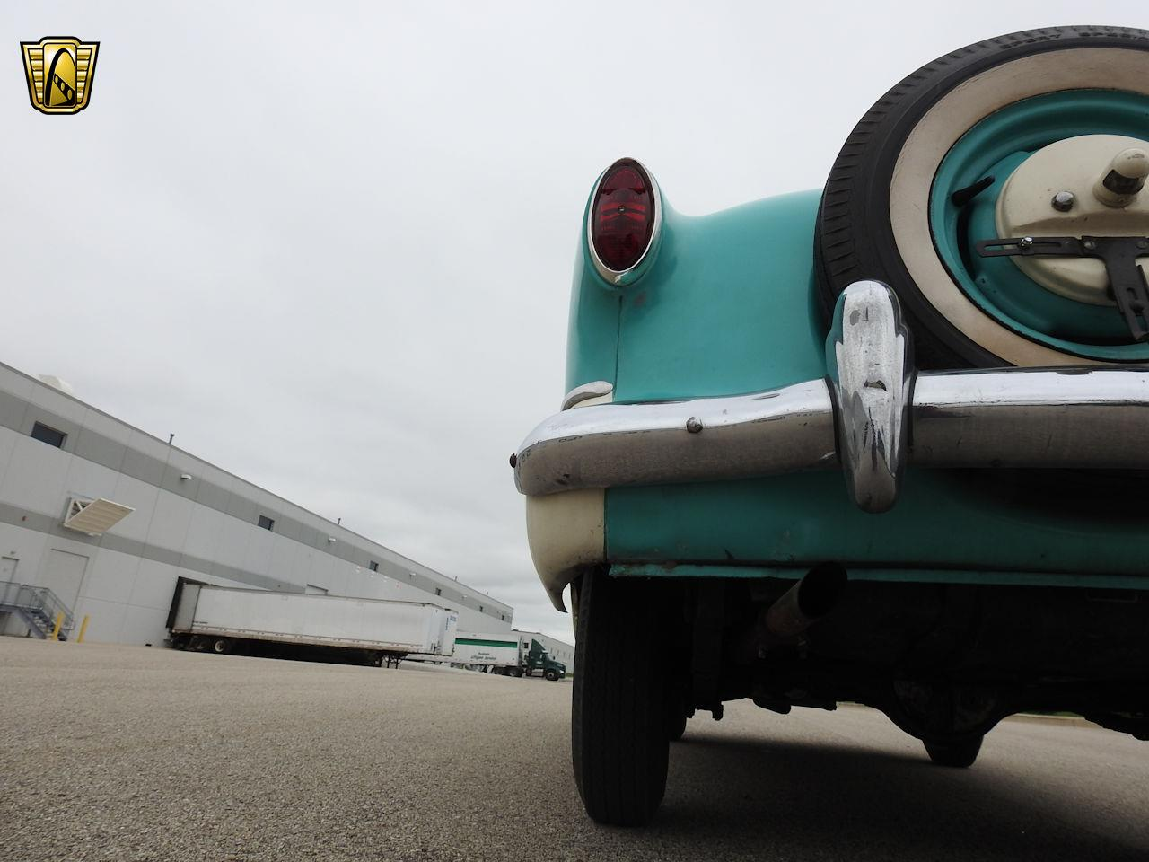 Large Picture of '57 Nash Metropolitan located in Kenosha Wisconsin - $12,995.00 Offered by Gateway Classic Cars - Milwaukee - OOM4