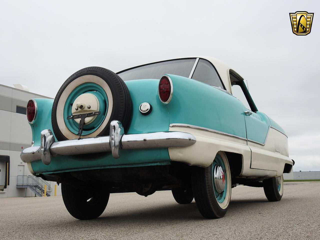 Large Picture of Classic '57 Metropolitan Offered by Gateway Classic Cars - Milwaukee - OOM4
