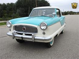 Picture of '57 Nash Metropolitan - $12,995.00 Offered by Gateway Classic Cars - Milwaukee - OOM4