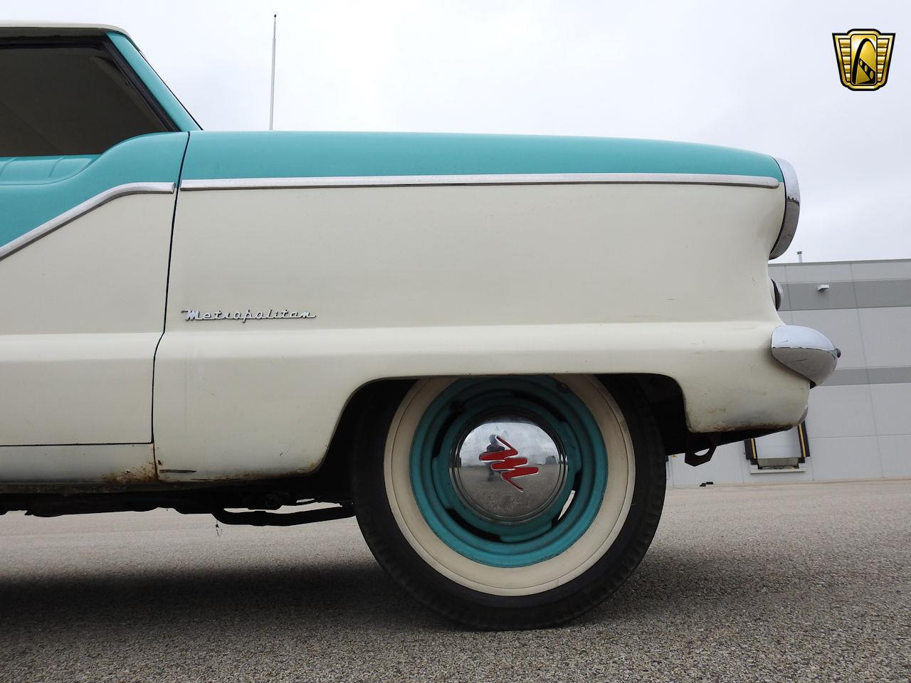 Large Picture of '57 Nash Metropolitan - $12,995.00 Offered by Gateway Classic Cars - Milwaukee - OOM4