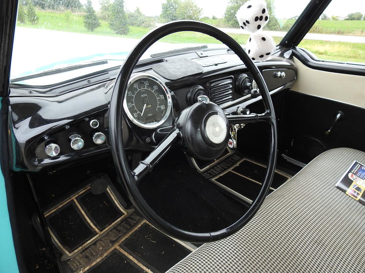 Large Picture of Classic 1957 Nash Metropolitan - $12,995.00 - OOM4