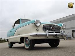 Picture of Classic 1957 Nash Metropolitan located in Kenosha Wisconsin - $12,995.00 Offered by Gateway Classic Cars - Milwaukee - OOM4