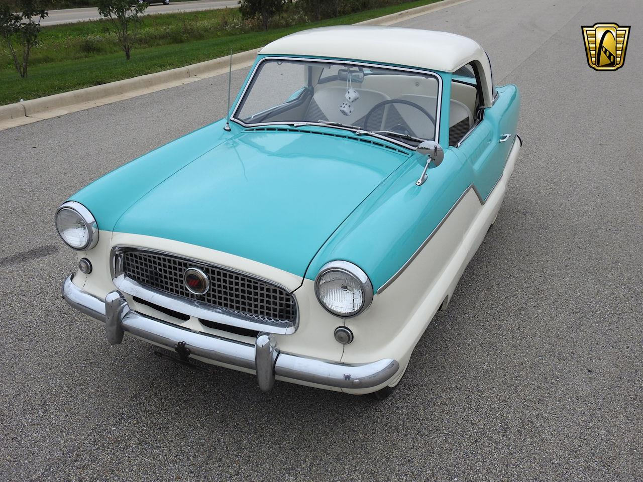 Large Picture of 1957 Metropolitan located in Wisconsin Offered by Gateway Classic Cars - Milwaukee - OOM4