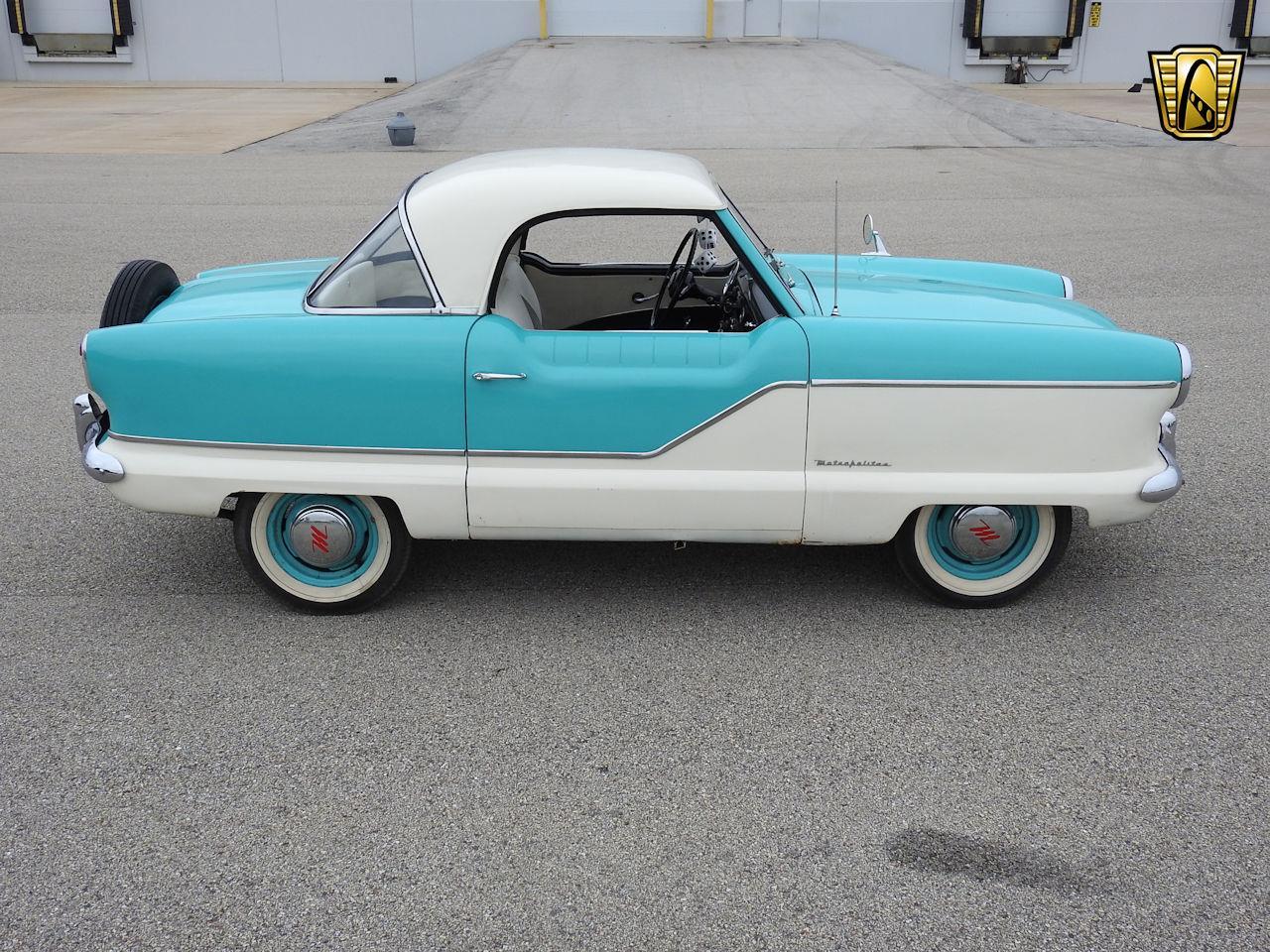Large Picture of Classic 1957 Metropolitan - $12,995.00 - OOM4