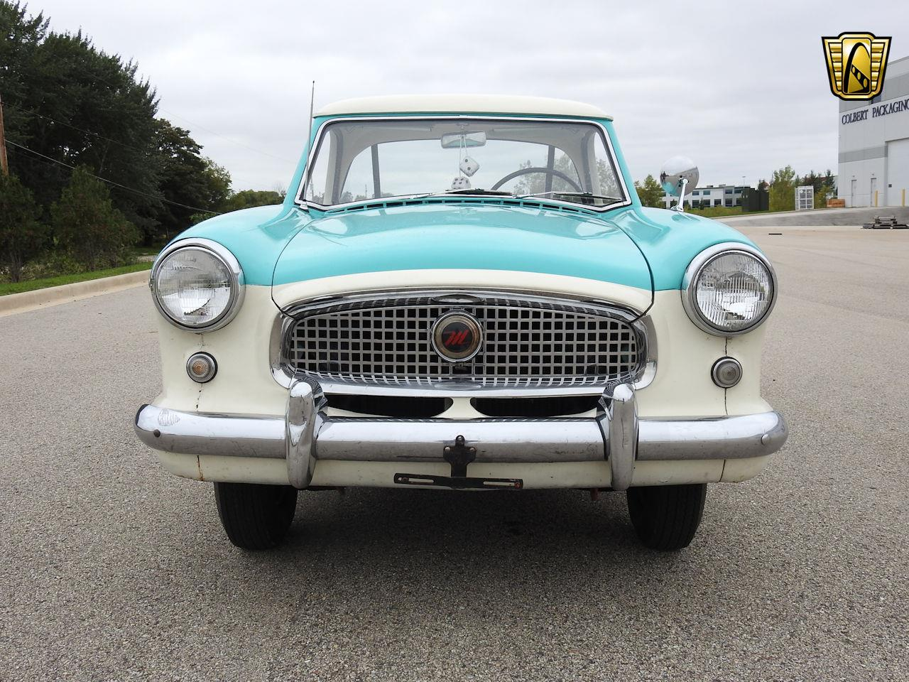 Large Picture of Classic '57 Metropolitan located in Kenosha Wisconsin - $12,995.00 Offered by Gateway Classic Cars - Milwaukee - OOM4