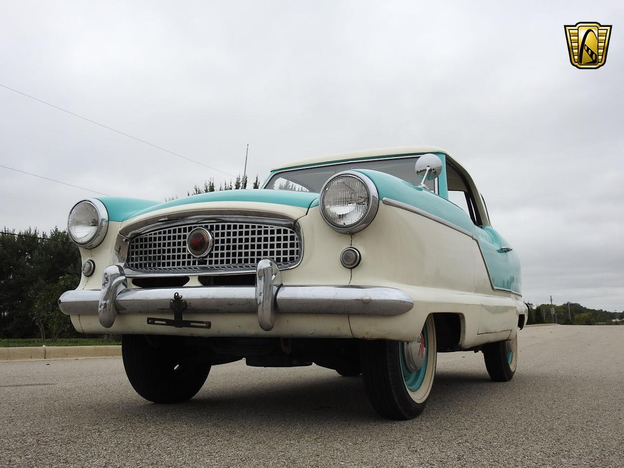 Large Picture of Classic 1957 Metropolitan located in Wisconsin Offered by Gateway Classic Cars - Milwaukee - OOM4