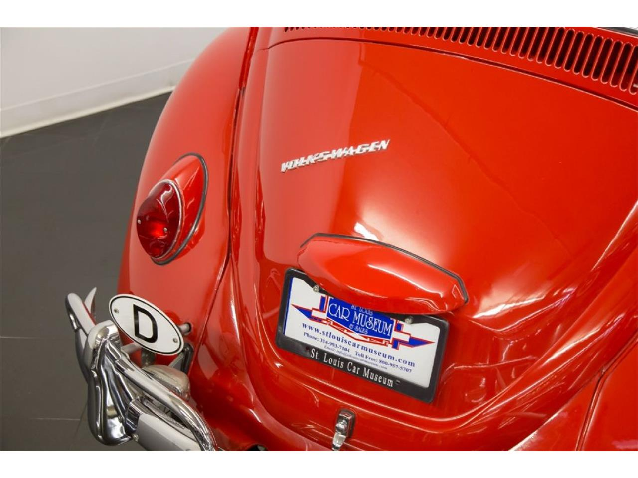 Large Picture of '67 Beetle - OOME