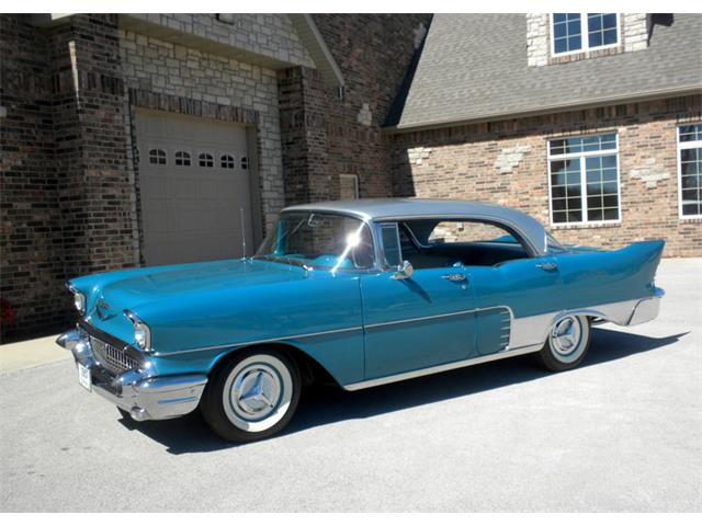 Picture of 1957 2-Dr Coupe located in Dallas Texas Auction Vehicle - OONE