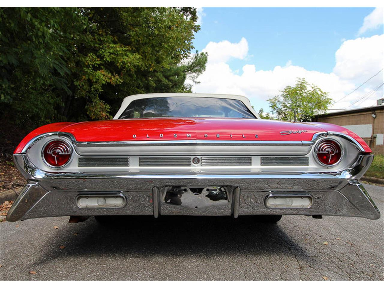 Large Picture of 1961 Starfire Auction Vehicle - OONR