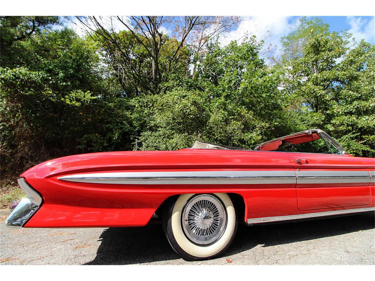 Large Picture of 1961 Oldsmobile Starfire located in Dallas Texas - OONR