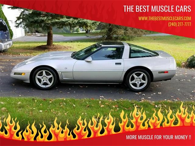 Picture of '96 Corvette - OONT