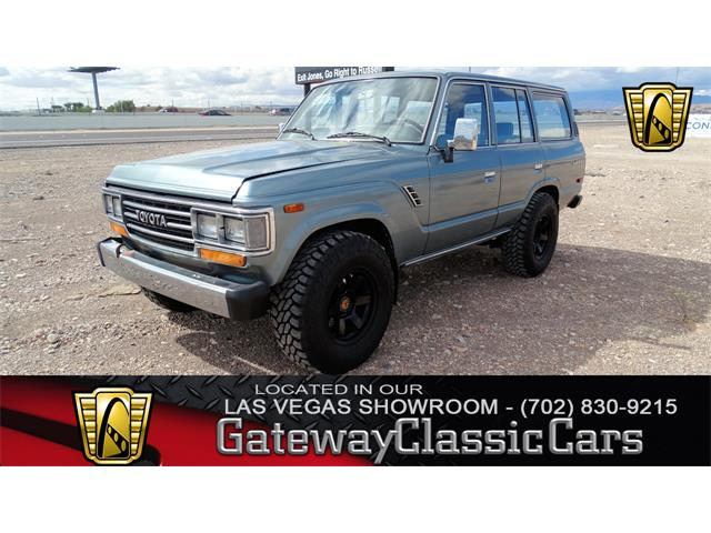 Picture of '88 Land Cruiser FJ located in Nevada Offered by  - OONV