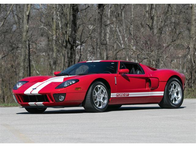 Picture of '06 Ford GT Offered by  - OOO2