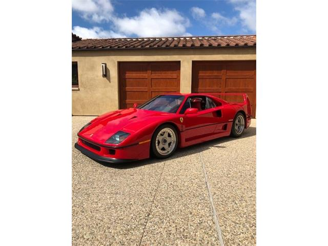 Picture of 1990 F40 - OOP4