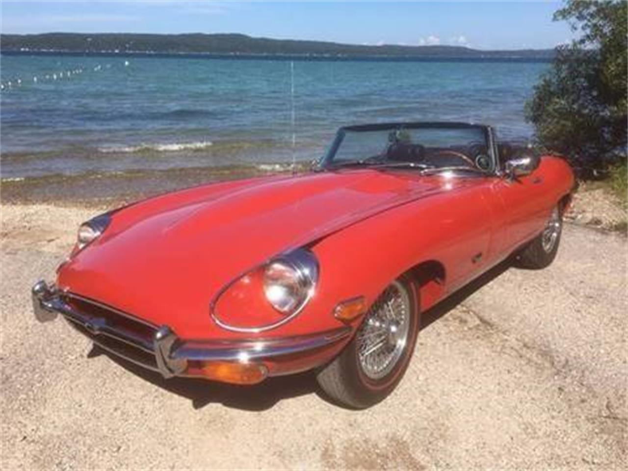 Large Picture of '71 E-Type - OOP5