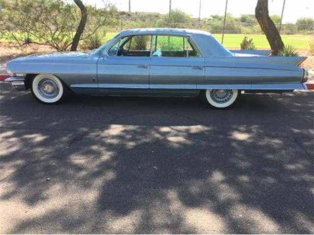 Picture of '62 Cadillac Fleetwood located in Arizona Auction Vehicle - OOPD