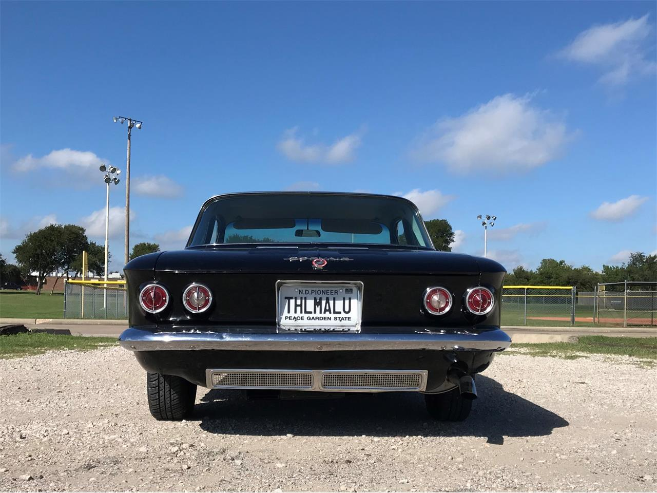 Large Picture of '63 Corvair Spyder - OOPP