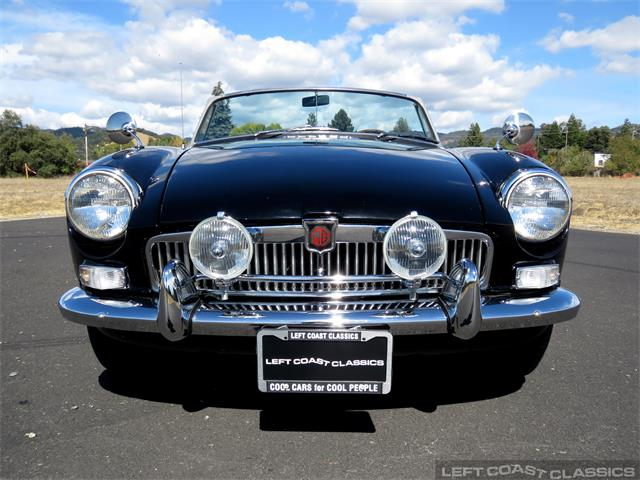 Picture of 1966 MG MGB located in Sonoma California - $17,500.00 - OOQ3