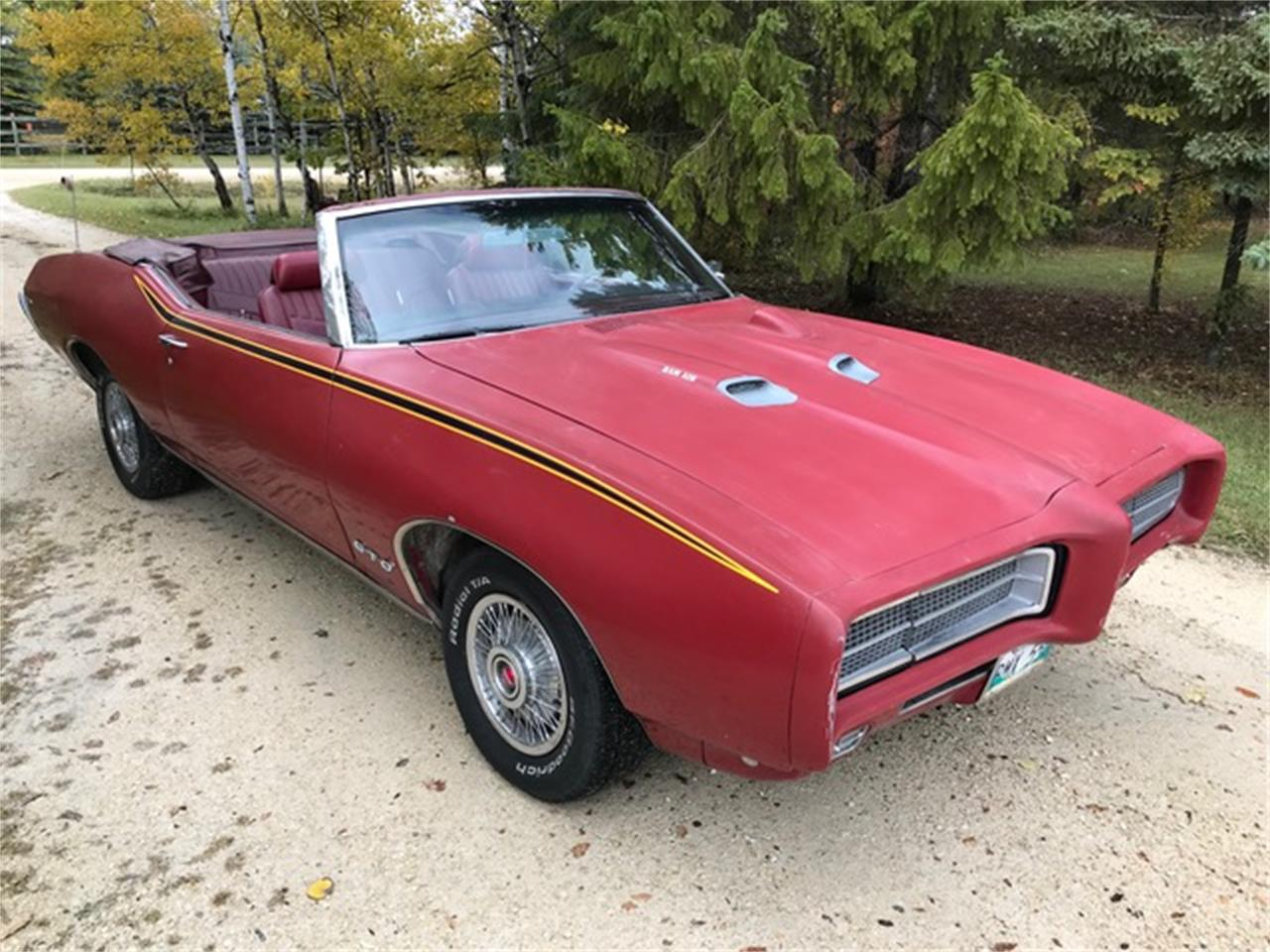Large Picture of Classic '69 GTO Offered by a Private Seller - OOQD