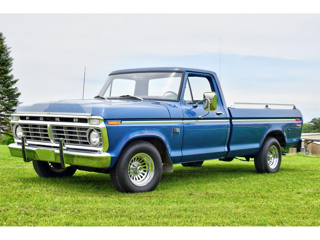 Large Picture of '74 F150 located in Minnesota - $15,000.00 Offered by Hooked On Classics - OOQE