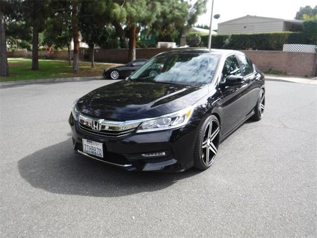 Picture of '16 Accord - ONCY