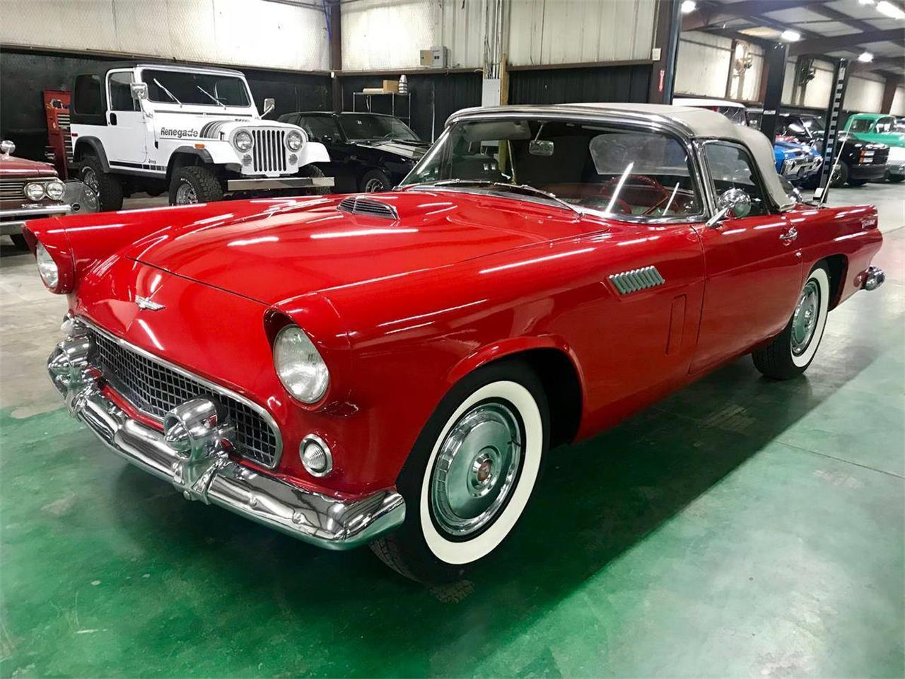 Large Picture of '56 Thunderbird - OOQN
