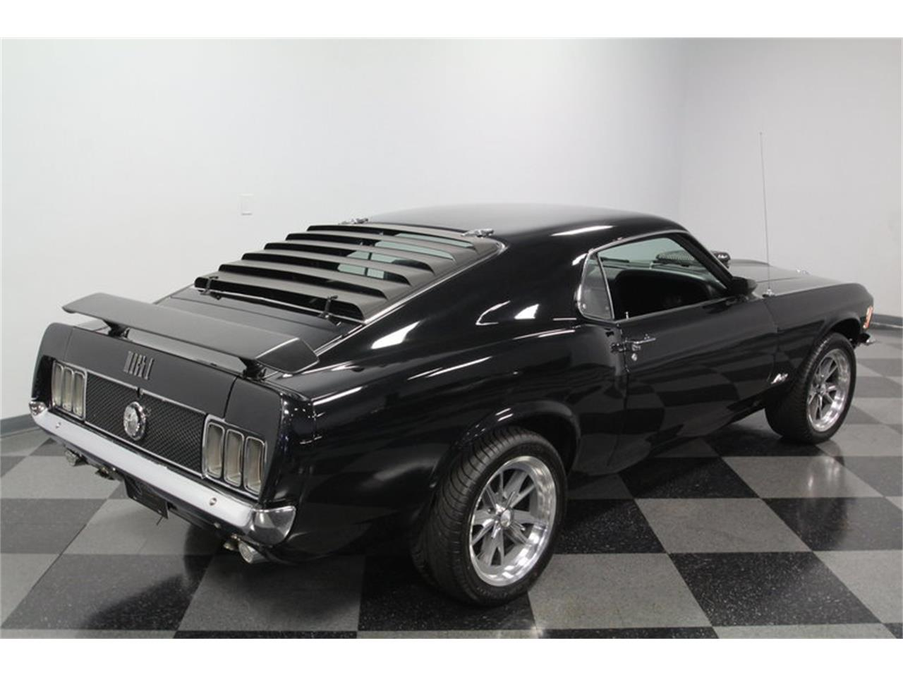 1970 Ford Mustang For Sale Cc 1151828 Black Large Picture Of 70 Oor8