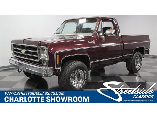 Picture of '78 Chevrolet K-10 - $19,995.00 Offered by  - OORG