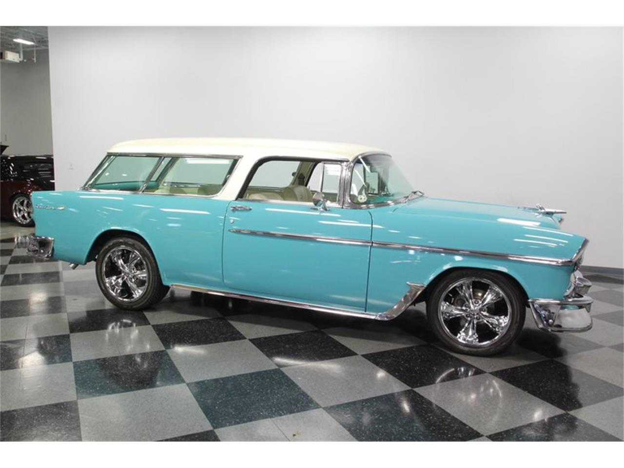 Large Picture of '55 Bel Air - OORI